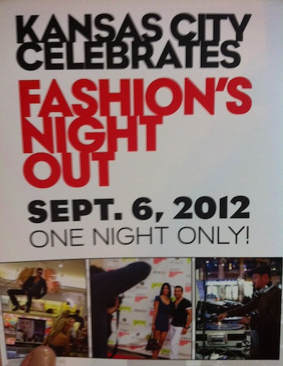 fashions night out kansas city