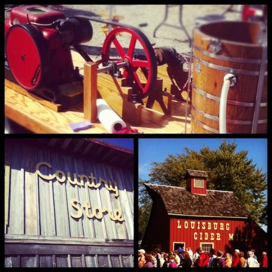 Cider Fest Louisburg Cider Mill