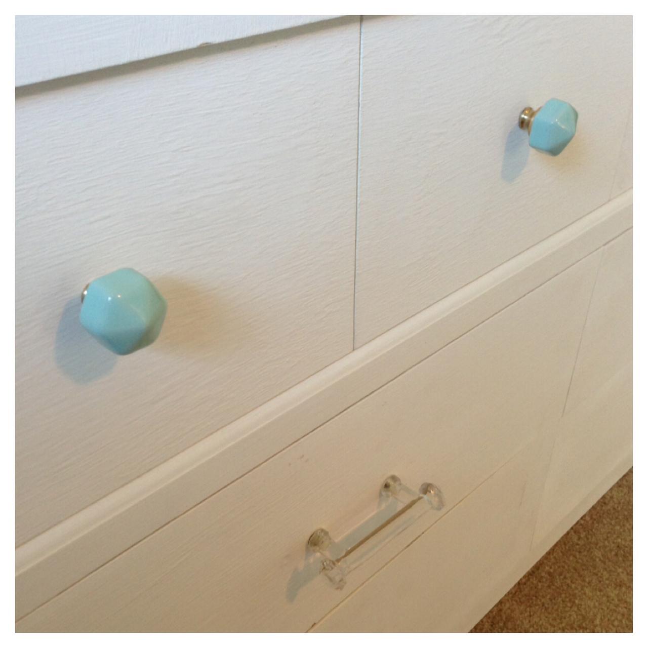 DIY Dresser Knobs for Baby